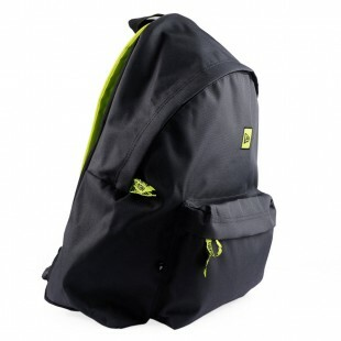 Mochila New Era Backpack Cinza Lisa