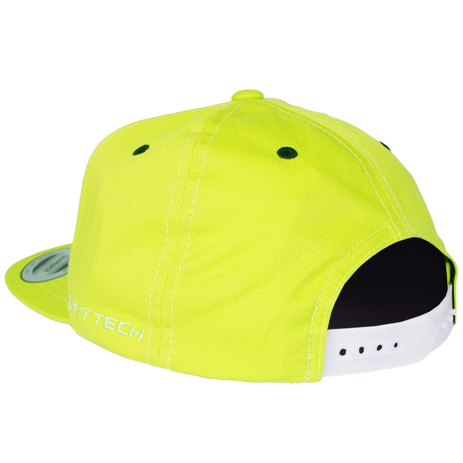 Boné Snapback True Heart I Love My Caps Verde Infantil Kids
