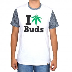 Camiseta Other Culture Buds Branca