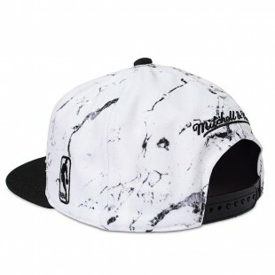 Boné Mitchell and Ness Snapback Chicago Bulls
