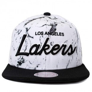 Boné Mitchell and Ness Snapback Los Angeles Lakers