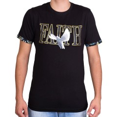 Camiseta Cayler And Sons Faith Preta