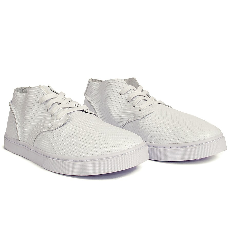 Tênis Hocks Rocco Slim Off White