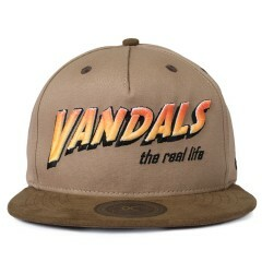 Boné Other Culture Snapback Indiana Marrom