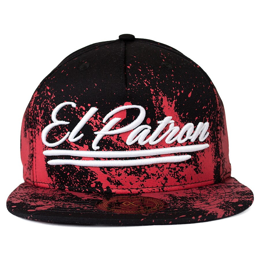 Boné Other Culture Snapback Patron Preto