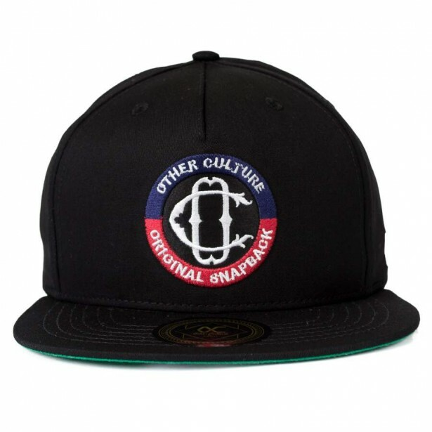 Boné Other Culture Snapback Originals Preto