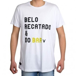Camiseta Even do Bar Branca