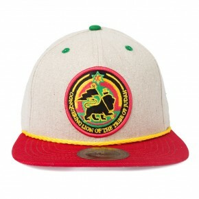 Boné Other Culture Snapback Lion Of Judah