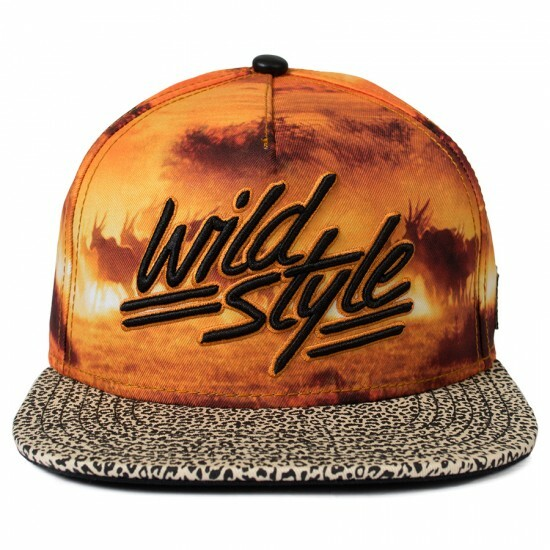 Boné Cayler And Sons Snapback Wild Style