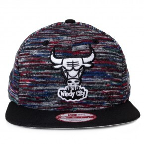 Boné New Era Snapback Chicago Bulls Original Fit Colors