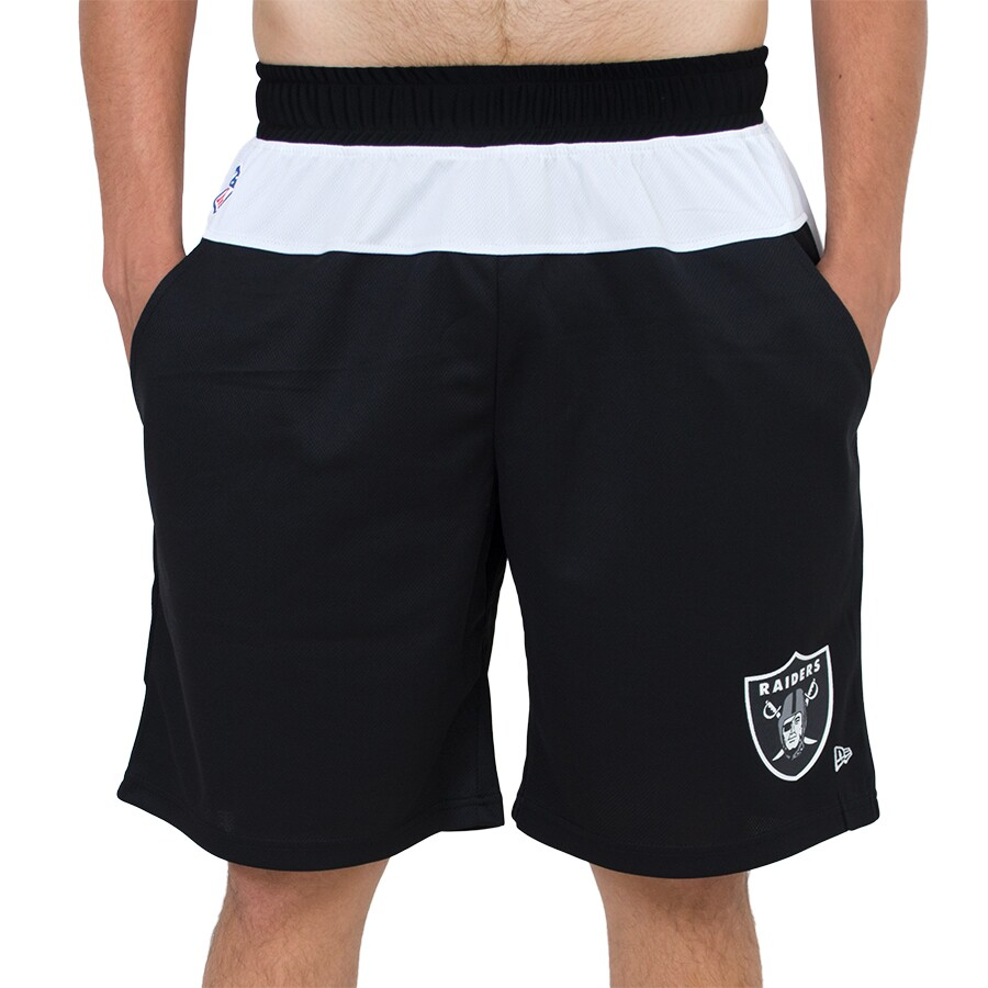 Bermuda New Era Oakland Raiders Preta