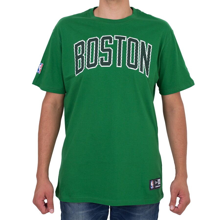 ad1d12429 Camiseta New Era Boston Celtics Verde - DEP Store - Roupas Lifestyle ...