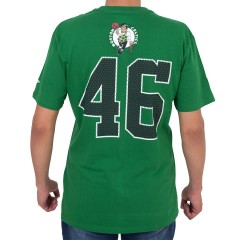Camiseta New Era Boston Celtics Verde