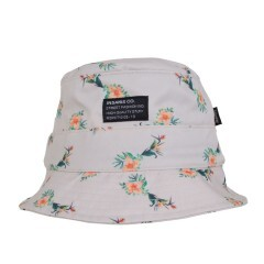 Bucket Insanis Floral Bege