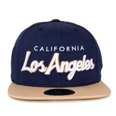 Boné Other Culture Snapback Los Angeles Marinho