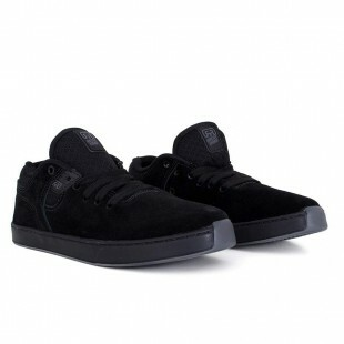 Tênis Hocks 4Miga Low Preto / Cinza