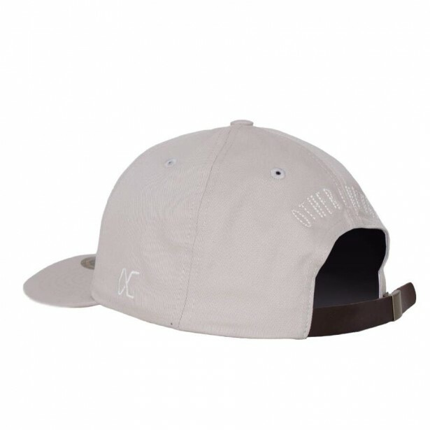 Boné Other Culture Strapback Praying Dad Hat Bege
