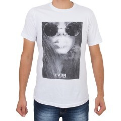 Camiseta Even Woman Branca