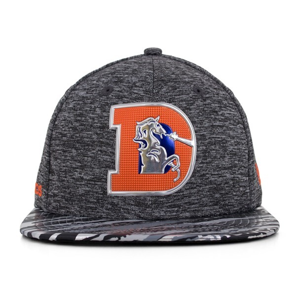 Boné New Era Snapback Denver Broncos 9Fifty Cinza