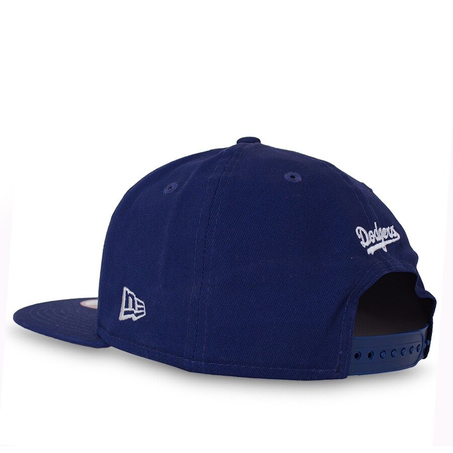Boné New Era Snapback Los Angeles Dodgers Original Fit Flag Pop ... abe52289eea