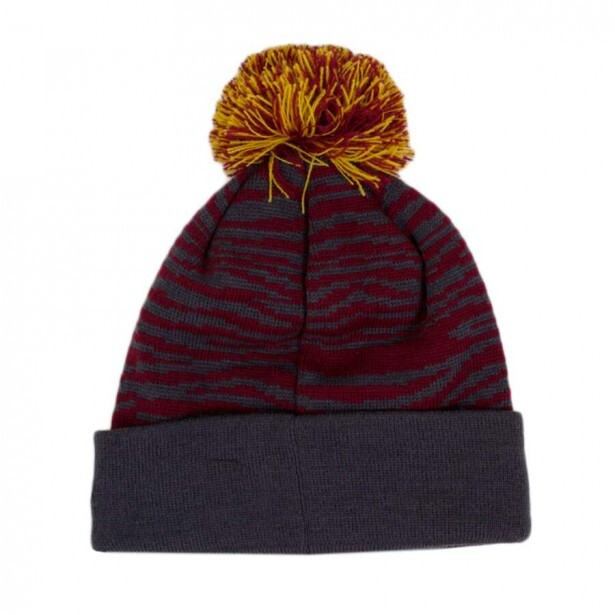 Gorro New Era Washington Redskins Cinza / Bordô