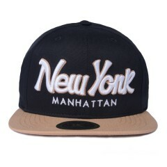 Boné Other Culture Snapback New York Preto