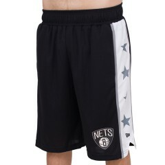 Bermuda New Era Brooklyn Nets Preta
