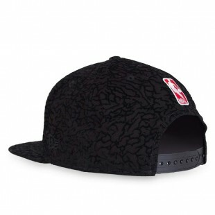 Boné New Era Snapback Miami Heat Original Fit Preto