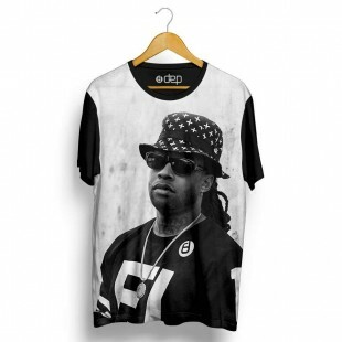 Camiseta Dep Ty Dolla Sign Branca