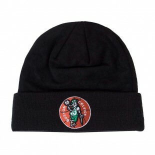 Gorro New Era Boston Celtics Preto