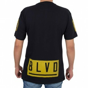 Camiseta Blvd Keep It 100 Tee Preta Original