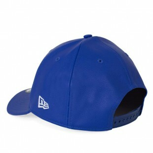 Boné New Era 9Forty Los Angeles Dodgers Aba Curva Azul