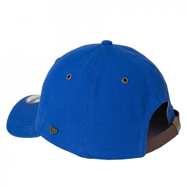 Boné New Era Strapback Los Angeles Dodgers 9Twenty Aba Curva Azul