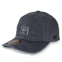 Boné Other Culture Strapback Boom Dad Hat Cinza