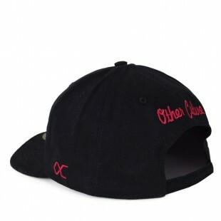 Boné Other Culture Strapback Tiger Aba Curva Preto