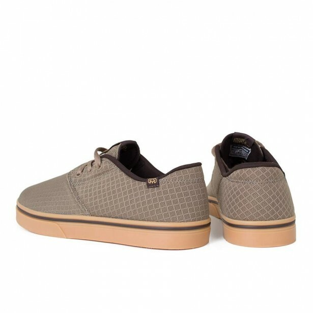 Tênis Hocks Del Mar Originals Mesh Taupe