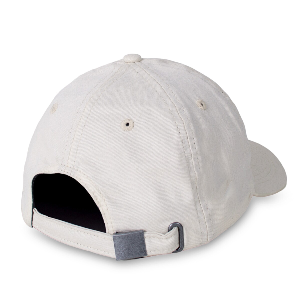 Boné Dep Strapback Light Dad Hat Aba Curva Bege