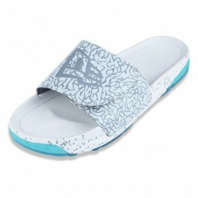 Chinelo New Era Slip-On Branded Cinza