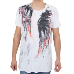 Camiseta Hibou Angel Branca