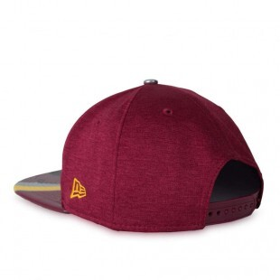 Boné New Era Snapback Washington Redskins Original Fit Vinho