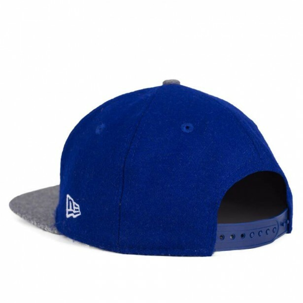 Boné New Era Snapback Los Angeles Dodgers 9Fifty Azul   Cinza - DEP Store - Roupas  Lifestyle f76fb361038