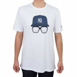 Camiseta New Era New York Yankees Branco