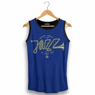 Regata Dep Jazz Azul