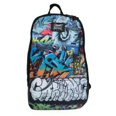 Mochila Chronic Graff Multicolorida