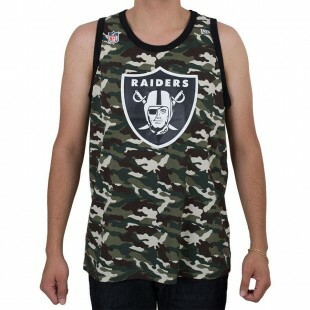 Regata New Era Oakland Raiders Camu Verde