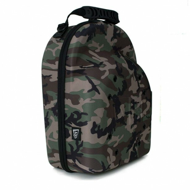 Case New Era Cap Carrier para 6 Bonés Camuflada
