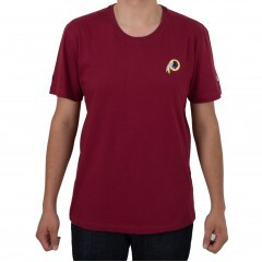 Camiseta New Era Washington Redskins Mini Logo Vinho