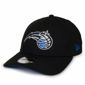 Boné New Era Snapback Orlando Magic Aba Curva Preto