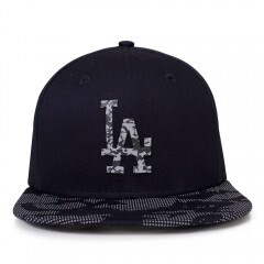 Boné New Era Snapback Los Angeles Dodgers Original Fit Marinho