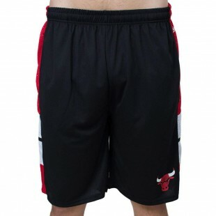 Bermuda New Era Chicago Bulls Preta